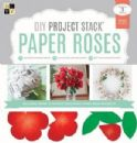 "DCWV Paper Roses DIY Project Stack 12"" x 12"""